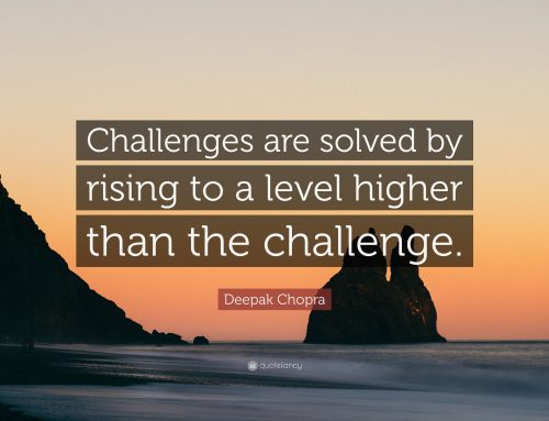 Rising to the Challenge